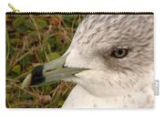Ring Billed Gull Profile Carry-all Pouch