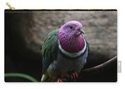 Ring Necked Dove Carry-all Pouch