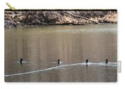 Ring-necked Duck Formation Carry-all Pouch