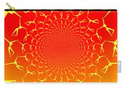 Ring Of Fire Dancers Carry-all Pouch