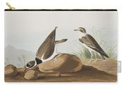 Ring Plover  Carry-all Pouch