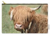 Ringo - Highland Cow Carry-all Pouch
