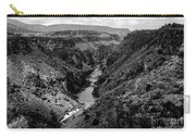 Rio Grande Carved Canyon 2 Carry-all Pouch