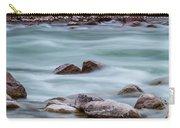 Rio Grande Flow Through Stones Carry-all Pouch
