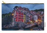 Riomaggiore In Cinque Terre Italy Carry-all Pouch