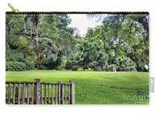 Rip Van Winkle Gardens Louisiana  Carry-all Pouch