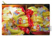 Ripe Bananas In A Box At The Store Carry-all Pouch