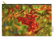 Ripe Berries In Autumn - Patagonia Carry-all Pouch