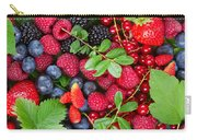 Ripe Of  Fresh Berries Carry-all Pouch