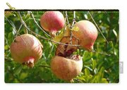 Ripe Pomegranates Carry-all Pouch