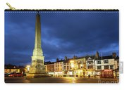 Ripon Market Place At Dusk Carry-all Pouch