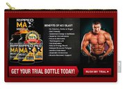 Ripped Max Muscle Carry-all Pouch