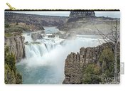 Ripping Shoshone Falls Carry-all Pouch