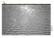 Rippled Light Carry-all Pouch