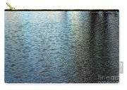 Ripples And Reflections Abstract Carry-all Pouch