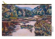 Ripples On The Little River Carry-all Pouch