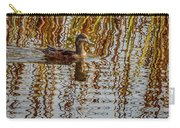 Rippling Patterns Carry-all Pouch