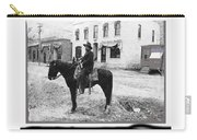 Risdon Photography Studio #1 Clifton Arizona C.1909-2009 Carry-all Pouch
