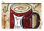 Rise And Shine By Madart Carry-all Pouch