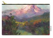 Rise And Shine Carry-all Pouch by Talya Johnson