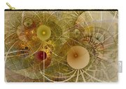 Rising Spring - Fractal Art Carry-all Pouch