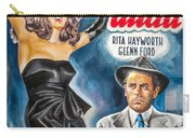 Rita Hayworth Gilda 1946 Carry-all Pouch