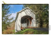 Ritner Creek Covered Bridge 0739 Carry-all Pouch