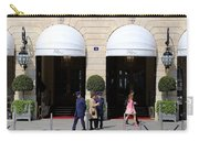 Ritz Hotel Paris Carry-all Pouch