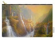 Rivendell Wisdom Of The Elves. Carry-all Pouch by Joe  Gilronan