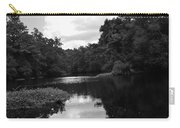 River And Clouds 2 Carry-all Pouch