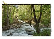 River At Greenbrier Carry-all Pouch