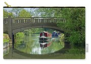 River At Harlow Mill Carry-all Pouch