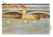 River At Royal Windsor Carry-all Pouch