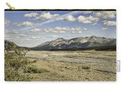 River Bed In Denali National Park Carry-all Pouch