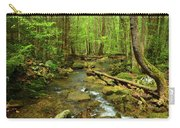 River Crossing On The Maryland Appalachian Trail Carry-all Pouch