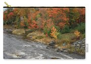River Foliage Carry-all Pouch