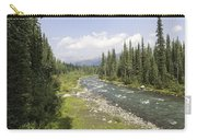 River In Denali National Park Carry-all Pouch