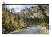 River In Shoshone Carry-all Pouch