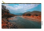 River In The Kingdom Of Happiness Carry-all Pouch