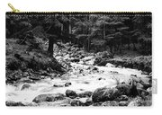 River In The Mountains Carry-all Pouch