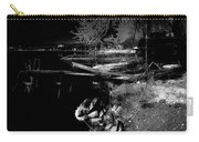 River In The Night... Carry-all Pouch
