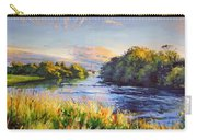 River Moy At Ballina Carry-all Pouch