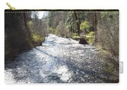River Runs Through It Carry-all Pouch
