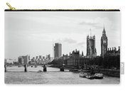 River Thames, London Carry-all Pouch