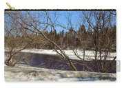 River Through The Branches Carry-all Pouch