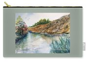 River Through The Hills Carry-all Pouch