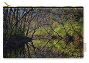 River Walk Reflections Carry-all Pouch