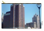 River Walk View Photo Carry-all Pouch