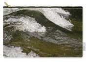 River Waves Carry-all Pouch