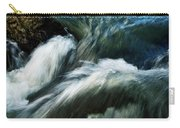 River With Rapids Carry-all Pouch
